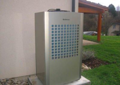 Pompe à Chaleur - Gallé et Fils, chauffage, sanitaire climatisation à Burbach