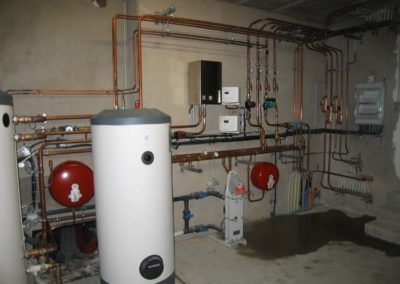 Pompe à chaleur- accueil - Gallé et Fils, chauffage, sanitaire climatisation à Burbach