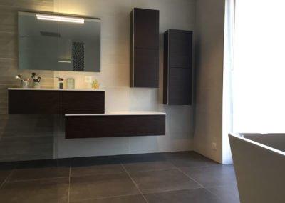 Salle de bain 2 - Gallé et Fils, chauffage, sanitaire climatisation à Burbach