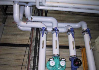 Tuyauterie industrielle 2 - Gallé et Fils, chauffage, sanitaire climatisation à Burbach