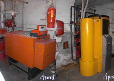 chauffage - Gallé et Fils, chauffage, sanitaire climatisation à Burbach